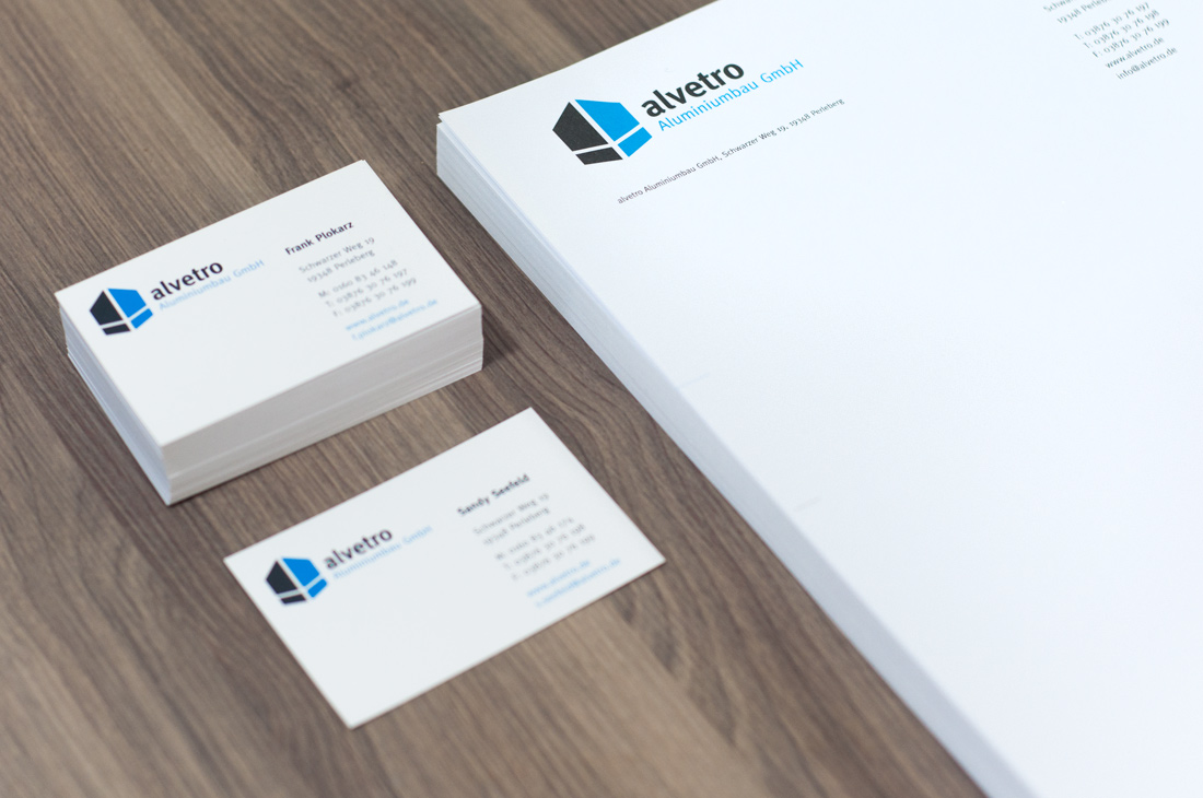 pepadesign | alvetro Corporate Design
